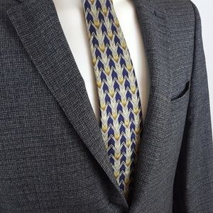 Ermenegildo Zegna Accessories - ERMENEGILDO ZEGNA Men's Silk Necktie ITALY Luxury